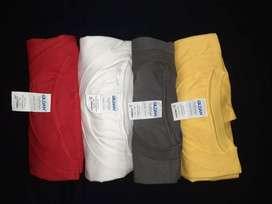 Ready Kaos Polos Gildan Softstyle Original Cotton Combed 30's