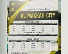 Al Makkah City Residential and commercial plots
