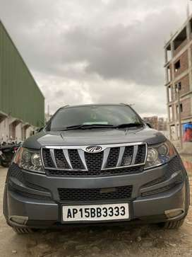 Mahindra XUV500 2012 Diesel W8 FWD Well Maintained