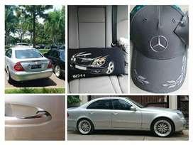 Mercedes-Benz W211 E200 Kompressor 2008 Facelift