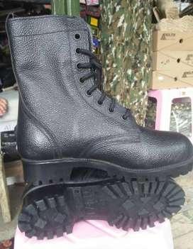 Sepatu PDH TNI kulit jeruk
