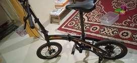 Sepeda Lipat EXOTIC 2026 MG