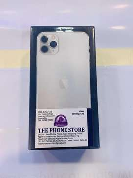 Iphone 11 pro max 512 gb sealed pack