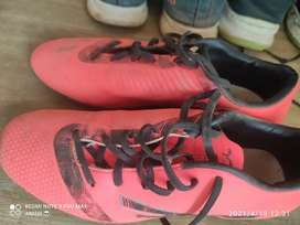 3 football studs shoes