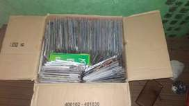 Jual 1 dus kaset film dvd sudah pas harganya