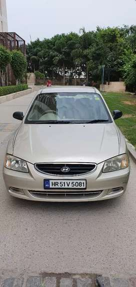 Very well maintained Accent GLE