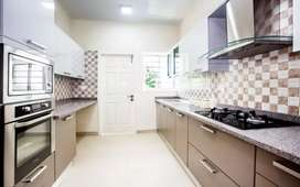 Very nice semifurnished 3bhk flat for rent in adityapur Sher-e-punjab