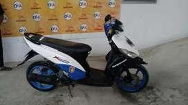 Mio J FI Tahun 2013 DR5343 TG (Raharja Motor Mataram)