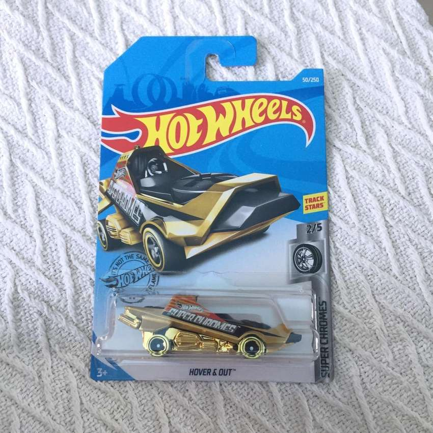 Hot Wheels Super Chromes Hover&Out 0