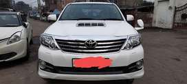 Toyota Fortuner 3.0 4x4 Automatic, 2014, Diesel