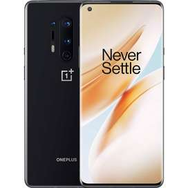OnePlus 8 Pro (Onyx Black 8GB RAM+128GB Storage) (Certified Refurbishe