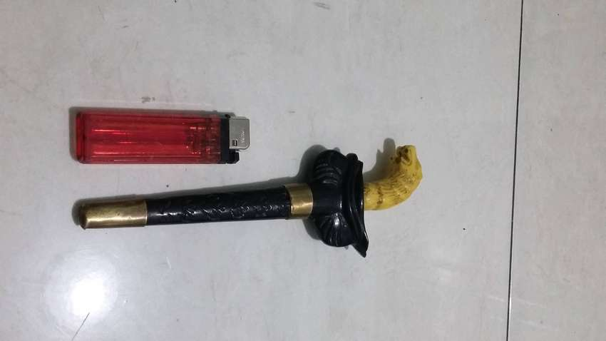 Keris kuning sari lawas