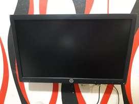 Dijual murah Monitor 19 Inch HP P191 LED Backlight