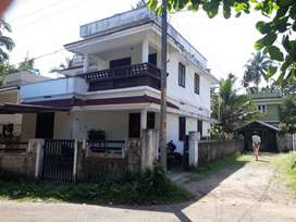 1800 Sq ft House / 6 Cent/ 3 BHK/ 48 Lac,Negotiable /Arimbur Thrissur