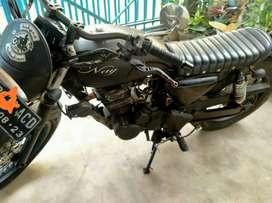 Honda GL 200cc mantap