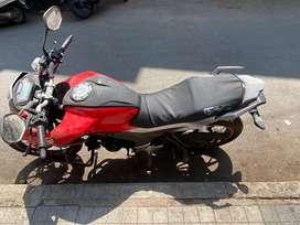 Hornet 160 - Red
