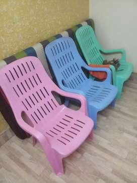 Designers plastic chair