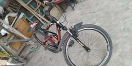 This cycle spend 12 months. cycle is in running condition