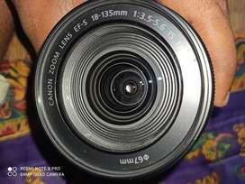 Canone 18-135 usm lence