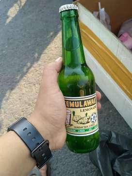 Limun Temulawak a.k.a Temulawak Lemonade cap WS Solo