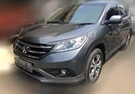 Honda CRV 2.4  2013 Abu abu terawat