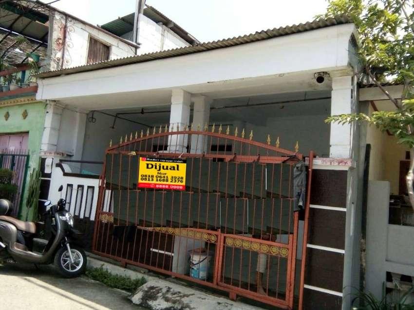 Dijual rumah murah harapan indah bekasi 0