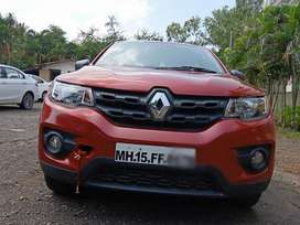 Renault Kwid 1.0 RXT EDITION, 2016, Petrol