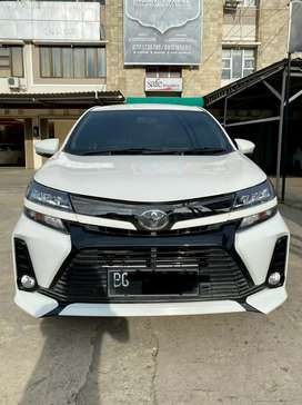 Toyota Avanza 2020 tipe 1.3 M/T km 8rb