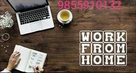 Free lancer part time job online work own mobile