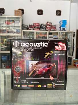 Double din Accoustic Deckless ANDROID