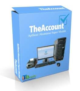 Aplikasi Manejemen Administrasi Keuangan Perusahaan Versi Unlimited