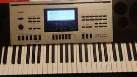 Keyboard (casio)ctk 6300