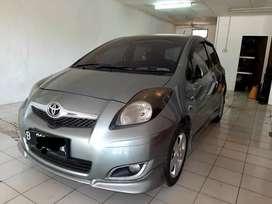 Toyota Yaris S Limited AT 2011 Paket TDP 12jt an