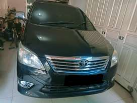Toyota Innova G 2009 Manual