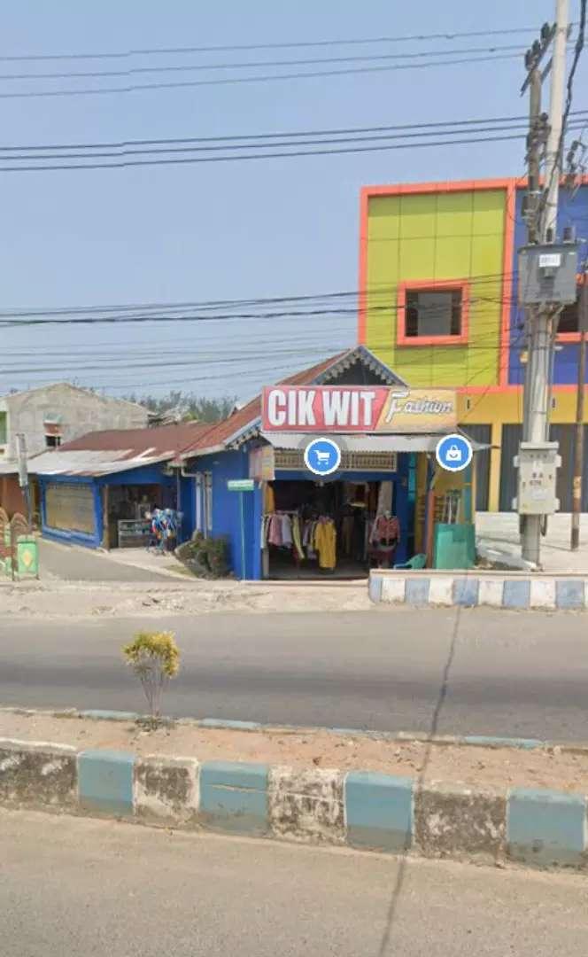 Dijual rumah strategis di pusat kota bengkulu