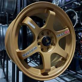 Velg Racing Ring 16 HSR Cocok Untuk Mobil Avanza Xenia