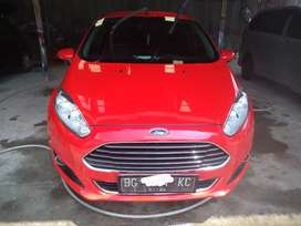 Ford Fiesta S A/T(matic) 2013   #jazz yaris
