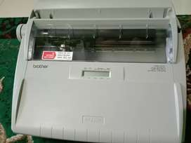 Mesin Tik Elektronik Brother GX-8250