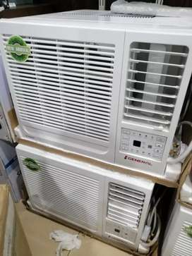 brand new and used .75 ton window ac availble new stock