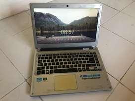 Acer V5 471G Core i3 Nvidia SSD 120 GB