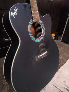 Fender Guitar with Six month free training