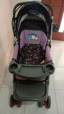 Dijual stroller pliko