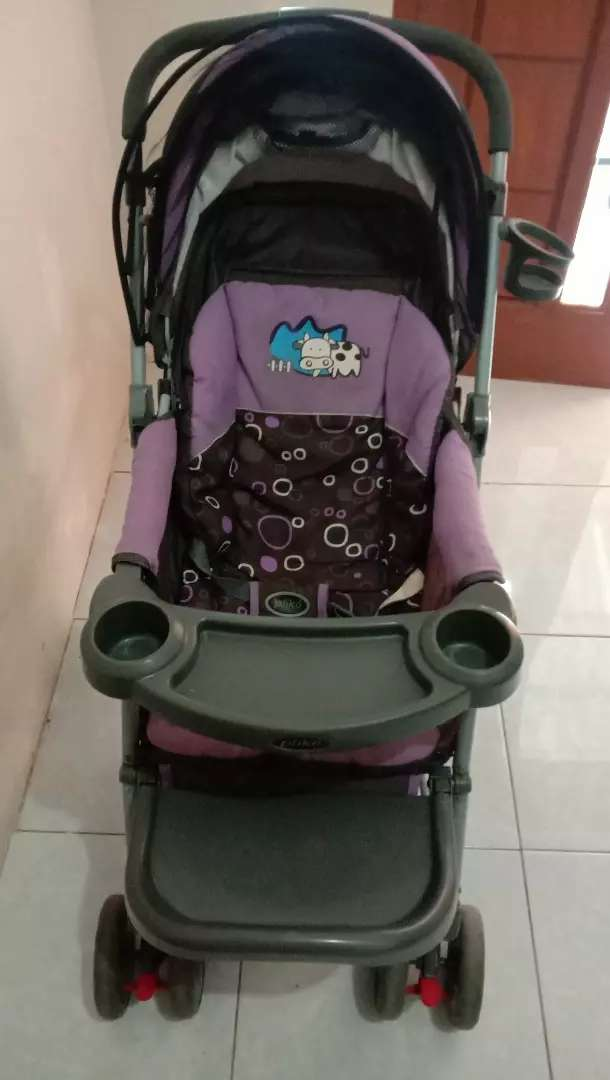 Dijual stroller pliko 0