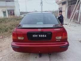 Good condition car selling