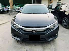 Honda civic get on easy monthly installment