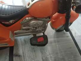 Kids motorcycle battery operated