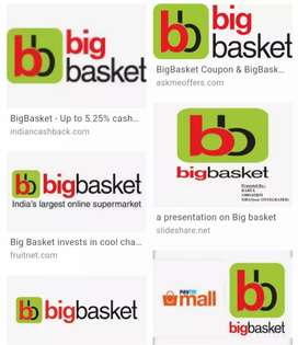 Bigbasket delivery associate