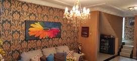 Rumah murah full furnished bangunan terawat di bintaro sektor 9