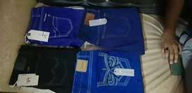 Men women Export quality jeans available. In mirpurkhas all size