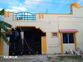 2 bhk villa for sale with gated community in alasanatham ,hosur.